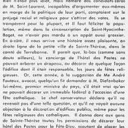 «John Diefenbaker et les catholiques»