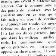 «Le communisme»