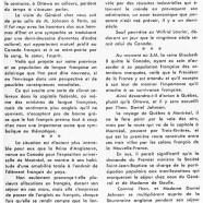 «La visite du général  de Gaulle et ce qu'elle signifie»