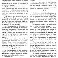 «De Lester B. Pearson à Jean Lesage, de Jean Lesage à Maurice Duplessis»