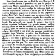«Le plan Bouchard»