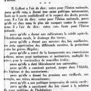 «M. Adélard Godbout louange l'Union nationale»