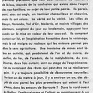 «Miracle de l'entreprise privée: l'agglomération Rouyn-Noranda»