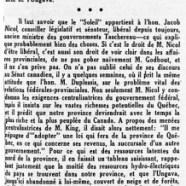«Les promesses d'avenir du Nouveau-Québec»