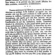 «L'honorable Adélard Godbout et les lois sociales»
