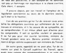 «L'honorable Antonio Barrette et l'initiative privée»