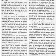 «Gardons M. Théo. Ricard comme député aux Communes, pour ne pas retrouver l'apathie d'avant 1957»