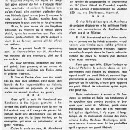 «Déjà M. Jean Marchand en pleine démagogie puérile»