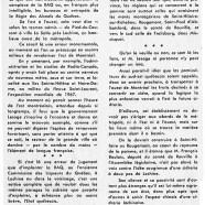 «M. François Boulais va-t-il ou non réclamer pour Rouville la cidrerie provinciale?»