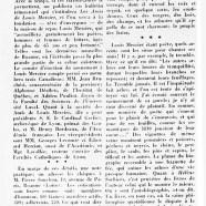 «Le souvenir et le nouvel ouvrage de Louis Mercier»