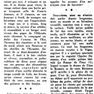 «Alfred Desrochers, énigme vivante et barbue»