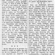 «Les poètes du Canada-Français présentés par Claude Sylvestre»