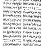 «De Jacques Chastenet, historien de l'époque»