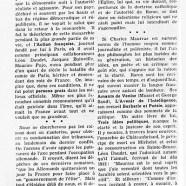 «Mort de Charles Maurras»