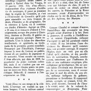 «Daniel-Rops entre à l'Académie française»