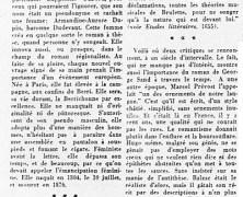 """«Importance des """"Maîtres Sonneurs"""" dans l'oeuvre de George Sand»"""
