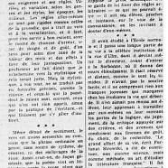 «Gustave Lanson et l'art de la prose»