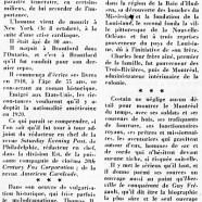 «Thomas B. Costain et le Canada-Français»