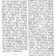 «De Sinclair Lewis, romancier pessimiste»