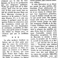 «Gilles Marcotte étudie notre littérature»