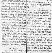 «Un grand ami de la France : l'Allemand Henri Heine»