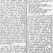 «Il y a vingt ans, Henri de Régnier mourait»