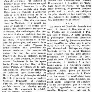 «Maritain et ses amis, au temps de Meudon»