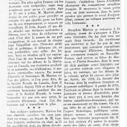 «De Séraphin Marion, historien de nos lettres»