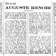 «Auguste Renoir»