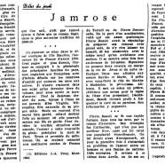 «Jamrose»