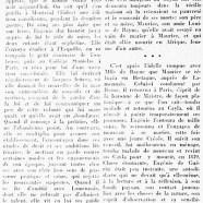 «Au Manoir du Cayla, chez Eugénie de Guérin»