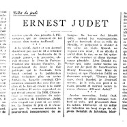 «Ernest Judet»
