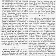 «Un écrivain, homme heureux : le baron de Montesquieu»