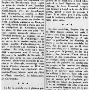 «La révolution littéraire d'Eugène Sue»