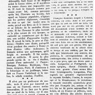 «Quatre cents ans après la mort de Rabelais»