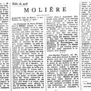 «Molière»