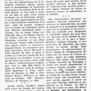 «Gabrielle Roy à la Société royale»