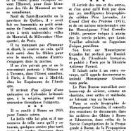 «Le Père Breton, historien des Oblats»