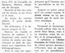 «L'original que fut Louis-D. Durand, en sa ville des Trois-Rivières»