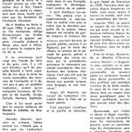 «Le poète italien Salvatore Quasimodo, prix Nobel en 1959»