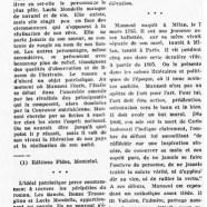 """La signification des """"Fiancés"""" de Manzoni»"""