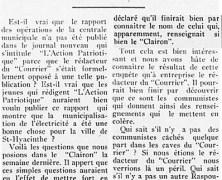 «Le péril communiste»