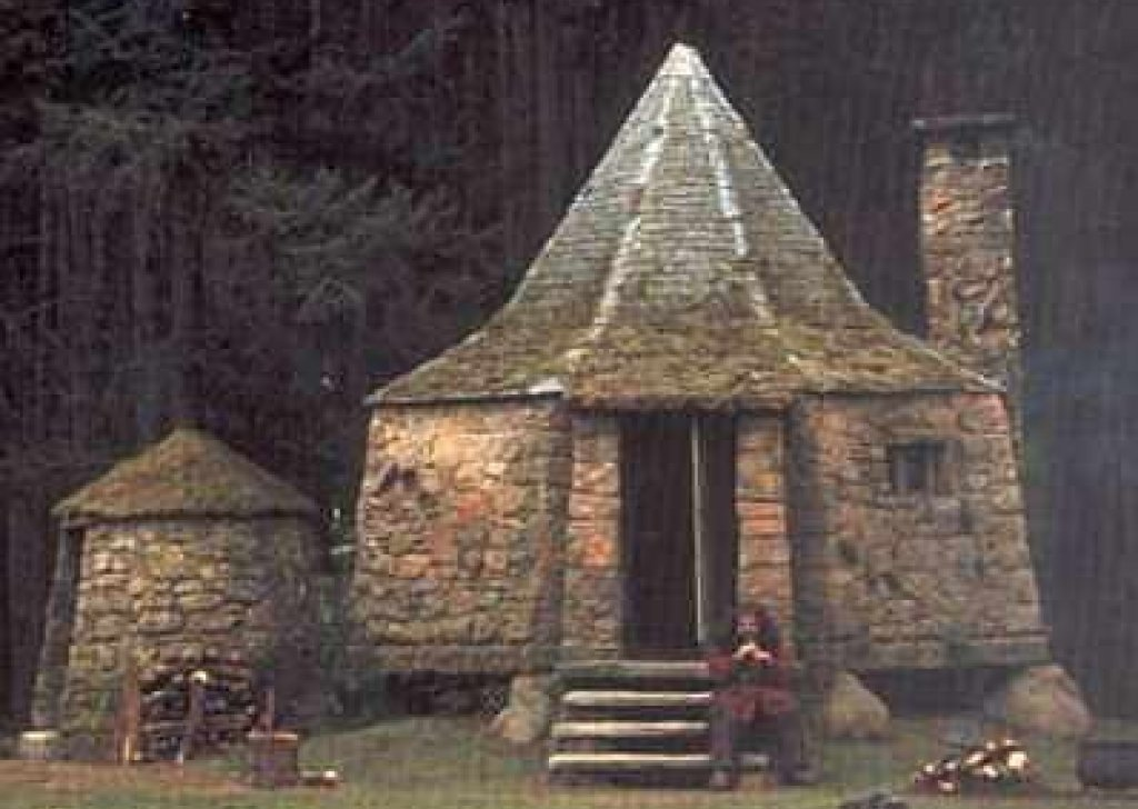 Hagrids Cabin Improved Audio Atmosphere