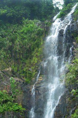 Dinghu Mountain Waterfall, China