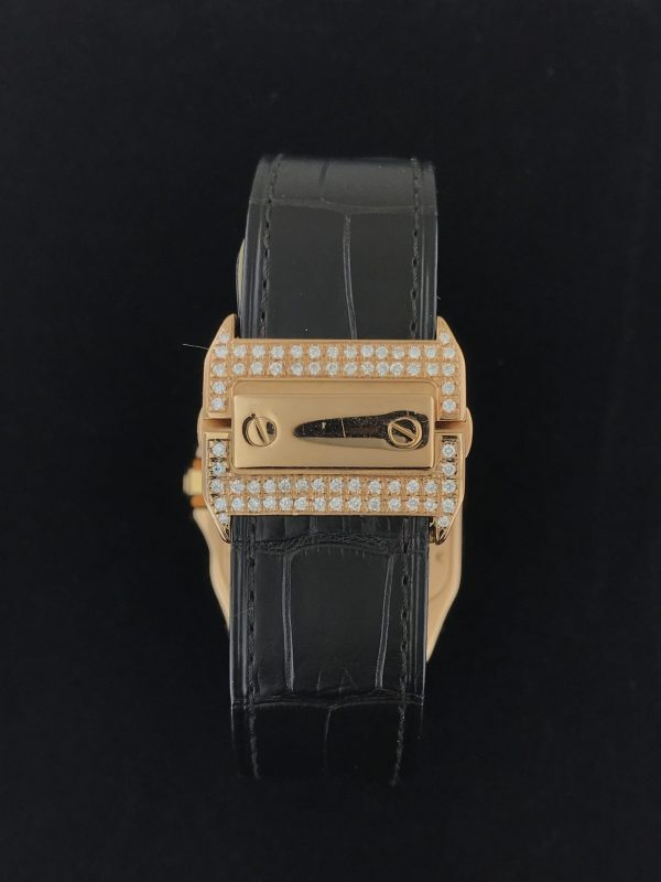 Harry Glinberg Watches - Cartier Santos 100