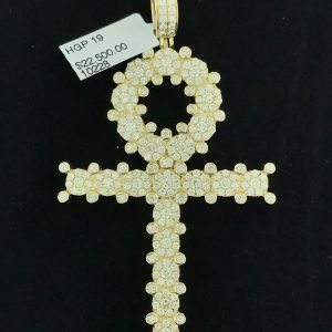 Harry Glinberg Jewelers - Diamond Ankh