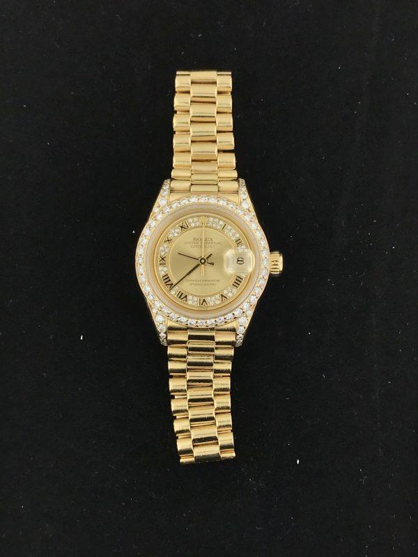 Harry Glinberg Watches - Rolex Datejust