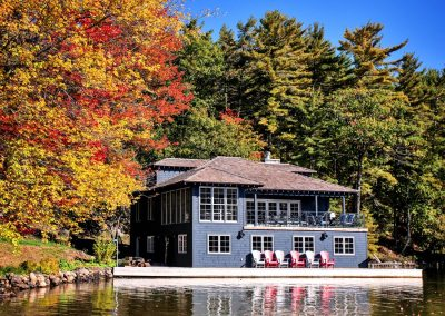 Lake Rosseau Retreat
