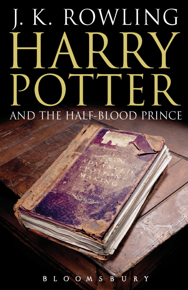 Image result for harry potter and the half blood prince book