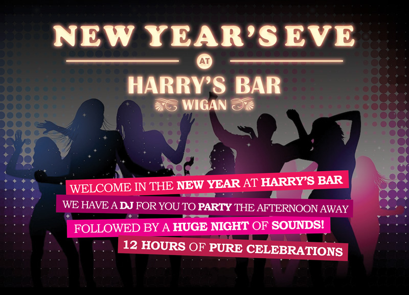 New years eve at harry's bar